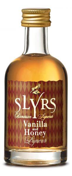 SLYRS Bavarian Whisky Liquer Vanilla & Honey 30% vol. 0,05l