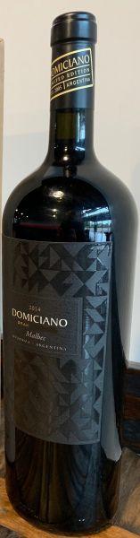 Domiciano Gran Malbec Magnum 2014