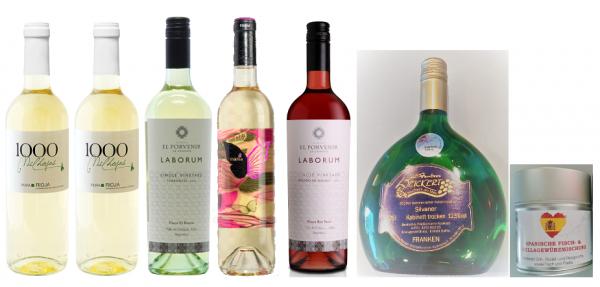 Weißwein-Rosé-Paket