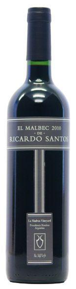Ricardo Santos Malbec 2018